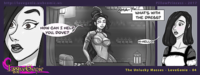 Love Genie Web-Comic Series -