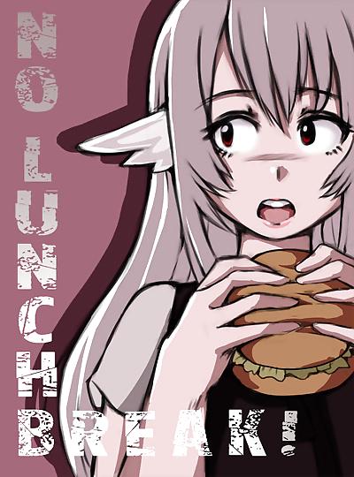 No Lunch Break !