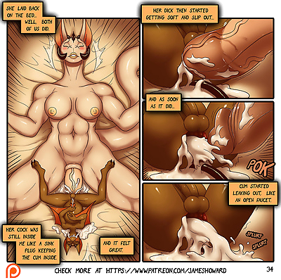 Vore Story Ch. 3: Punishment..
