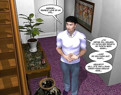 3d XXX comics voyeur..