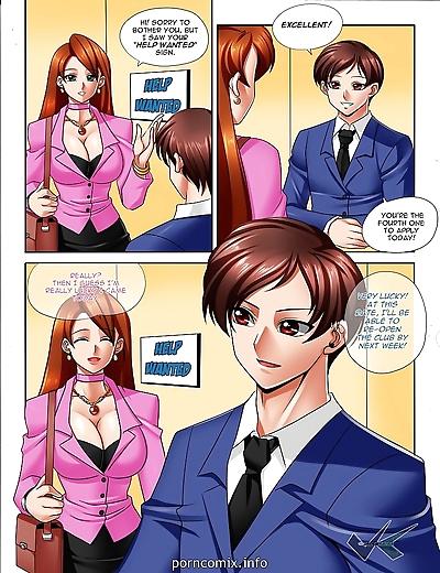 Daveyboysmith Manga-..