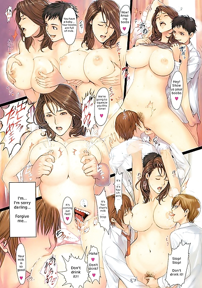 Hentai- Hot Milf Fucked By..