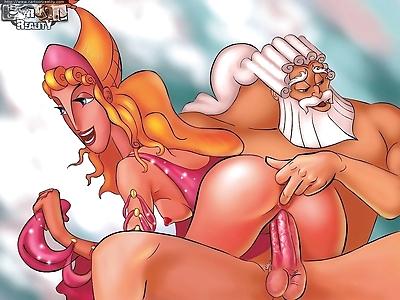 Hercules- Cartoon Reality