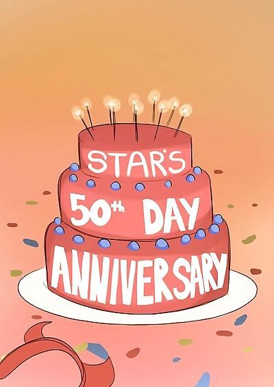 Star�s 50th Day Anniversary