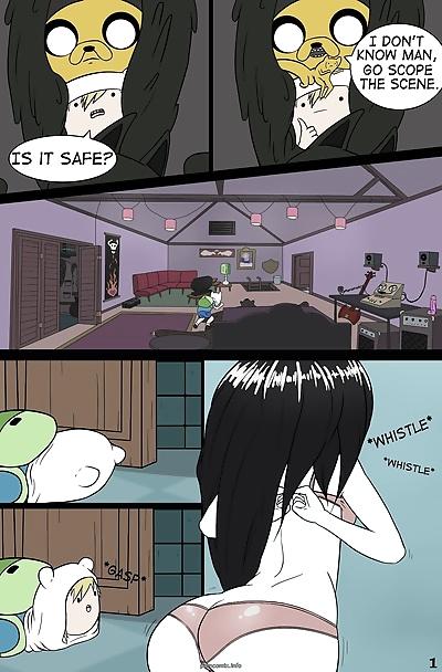 Mis Adventure Time 1-..