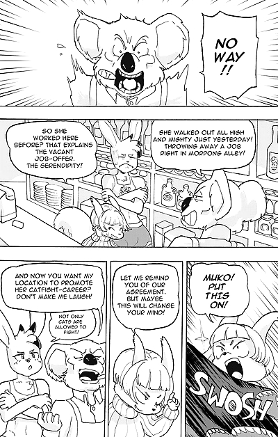Furry Fight Chronicles - part 3