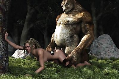 Tímido Borracho Adolescente llegar Follada en perrito estilo :Por: Un enorme polla Parte 762