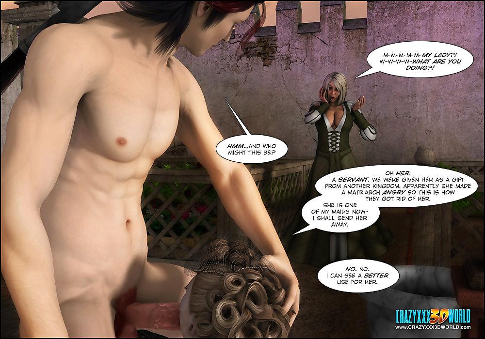Xxx bewertet Erwachsene Comic Das Kloster