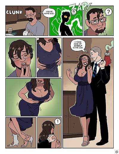 Blackshirtboy- Housewife Surprise