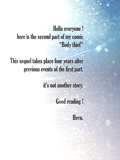 Hevn- Body Thief 2